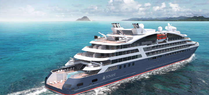 PONANT Announces A Fleet Of 12 Ships By 2021