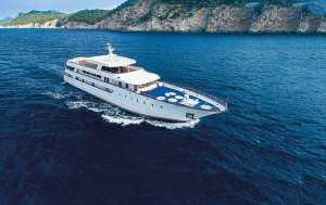 Emerald Waterways opens bookings for 2019 yacht sailings along Croatia's Dalmatian Coast | 26