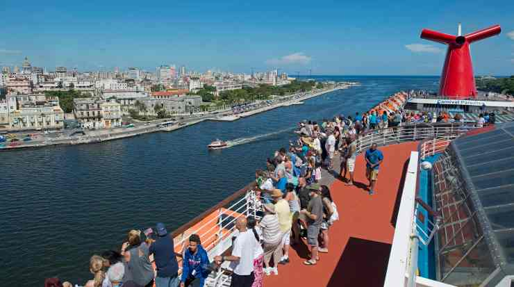 Carnival Cruise Line Adds 20 Cruises to Cuba from Tampa Aboard Carnival Paradise in 2019 | 28