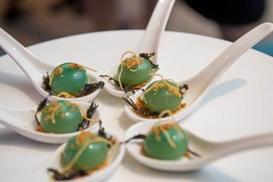 Pearl of the Ocean by Chef Alvin Leung