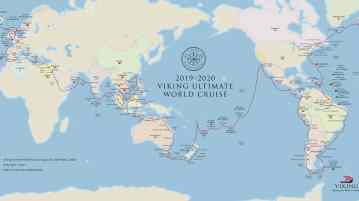 New 245-Day Itinerary Is Longest-Ever Continuous World Cruise
