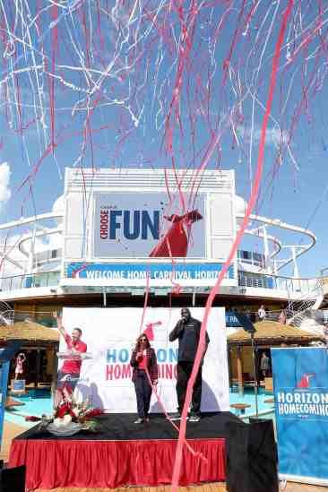 Carnival Horizon Arrival Miami 201