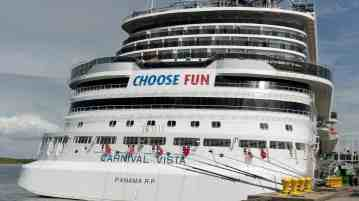 Carnival Vista Chooses Fun