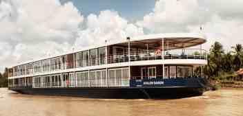 Avalon Saigon Begins Sailing On The Mekong River