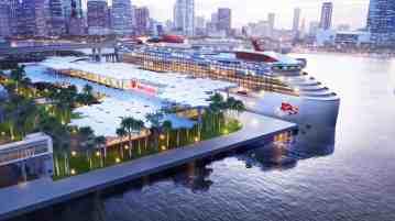 Virgin Voyages PortMiami Terminal