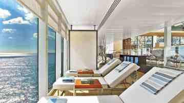 Main Pool Promenda - Viking Cruises