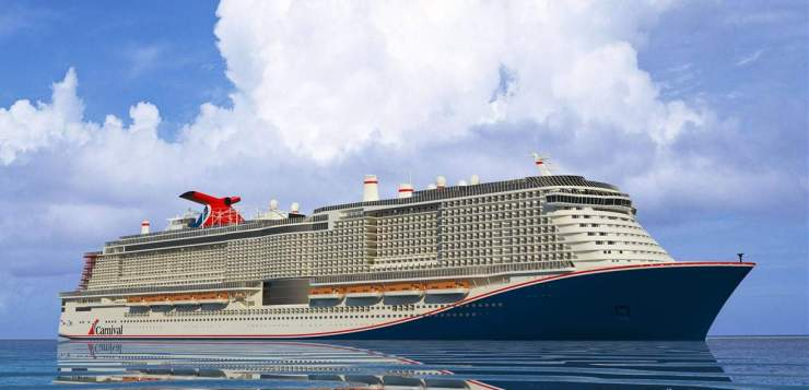 Carnival Cruise Line Begins Construction of its Newest and Largest Ship