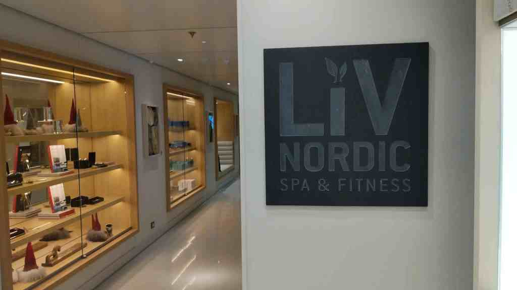 LivNordic Spa on Viking Sky