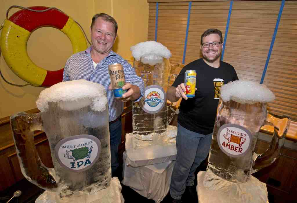 Carnival Cruise Line Becomes First Cruise Line To Can And Keg Its Craft Beers