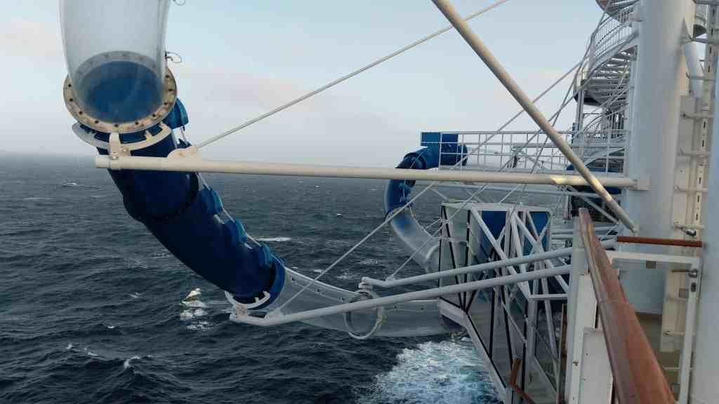 Ocean Loops on Norwegian Joy