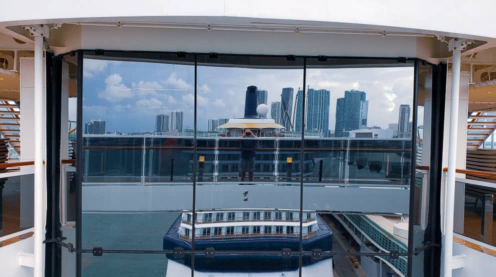MSC Seaside Family Cruise: Day 1 - Embarkation Day   1