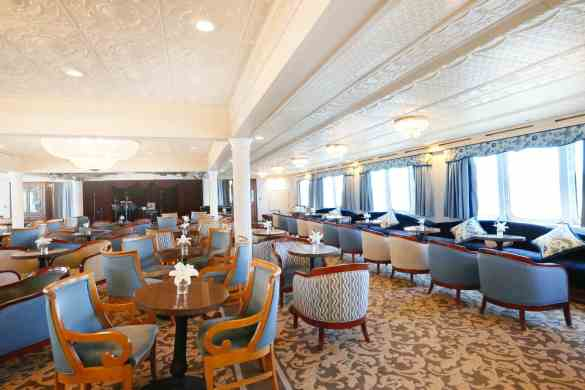 Victory Cruise Lines Unveils New 2020 Itineraries OnboardM/V Victory I and II | 28