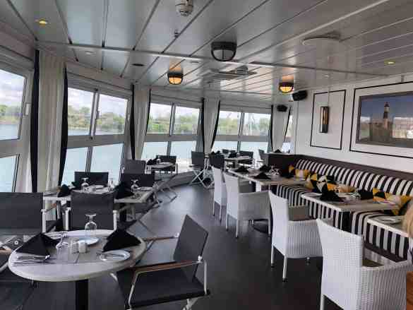 Victory Cruise Lines - The Grill