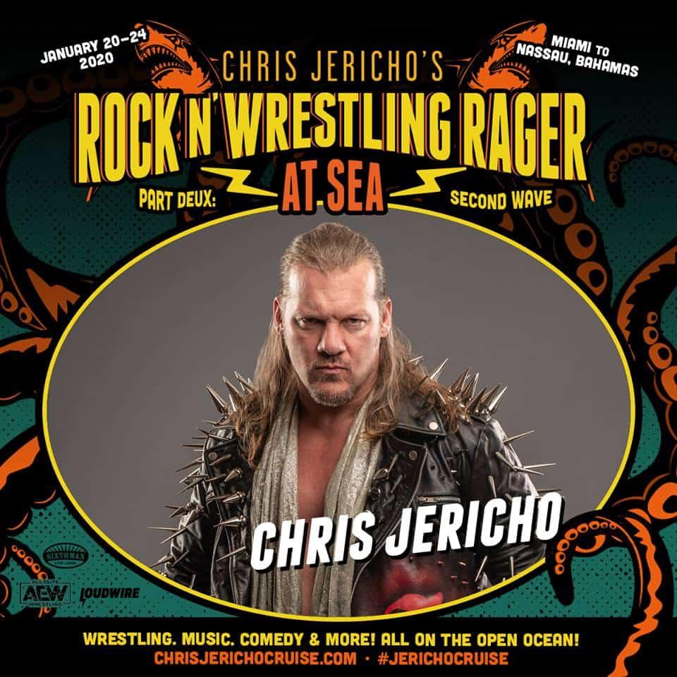 Chris Jericho's Cruise