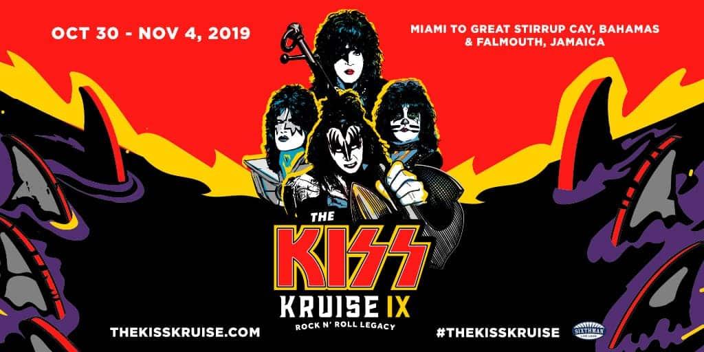 KISS Kruise IX