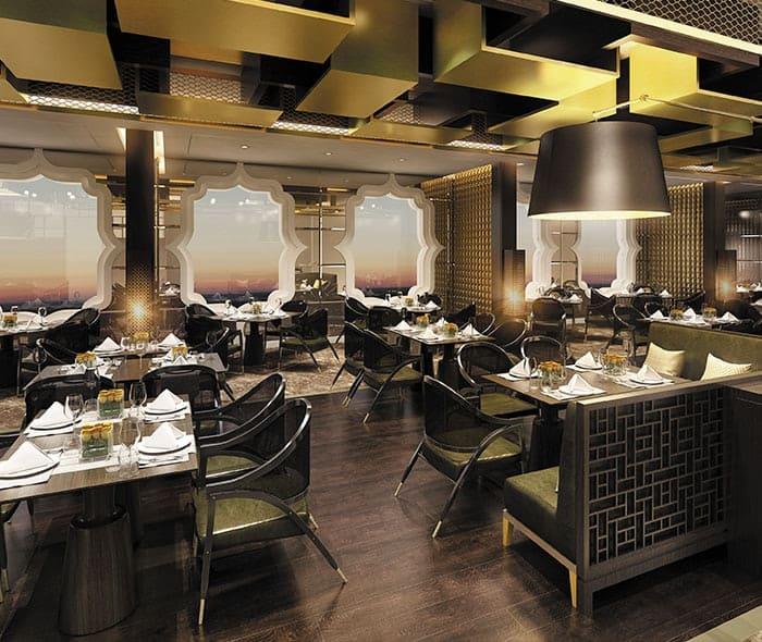 BestAsian Restaurants onCruise Ships   1