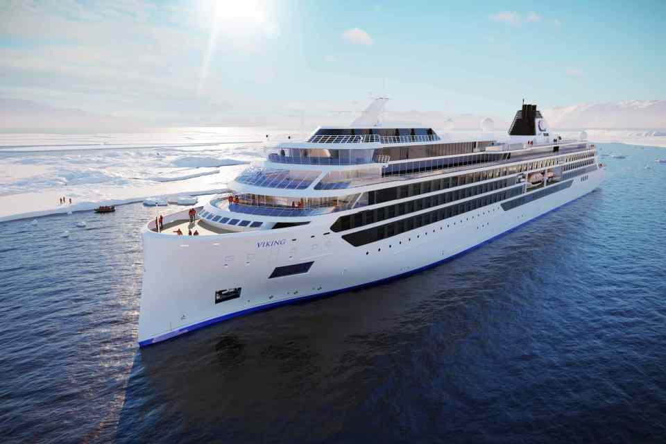 Viking Expedition Ship (Credit: Viking)