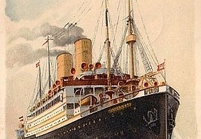 cruisehistory-first cruise ships