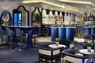 grand dutch cafe - deck 3 midship starboard koningsdam - holland america line