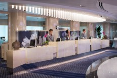 guest services - deck 3 midship portside koningsdam - holland america line