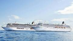 crystal cruises is genting's luxury line operating two cruise ships