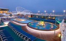 pool deck - enchantment of the seas royal caribbean international