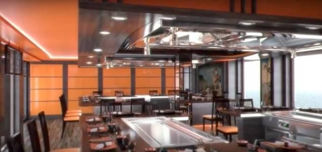 teppanyaki restaurant