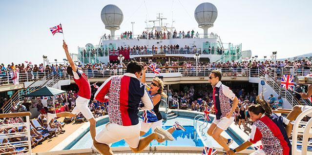 po sailaway party