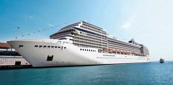 msc cruises will homeport musica in durban alongside msc opera in cape town