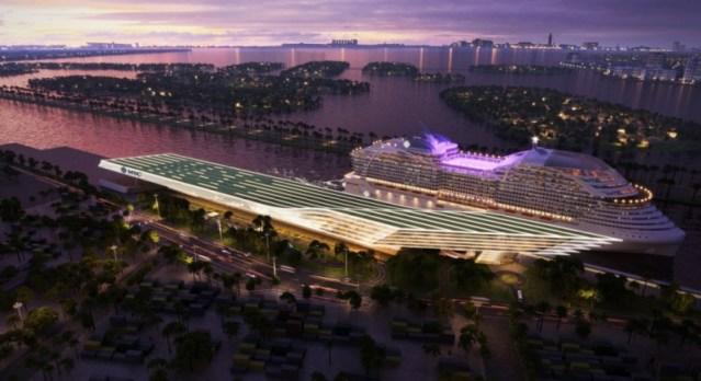 msc cruise terminal miami
