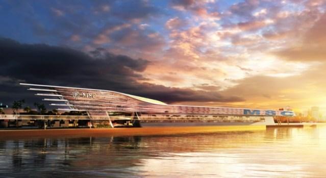 msc cruise terminal miami2