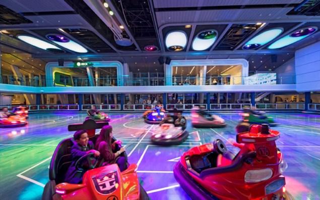 the seaplex entertainment complex