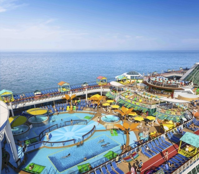 freedom of the seas waterpark