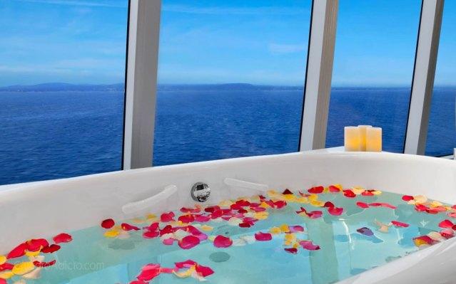oceania cruises aquamar spa