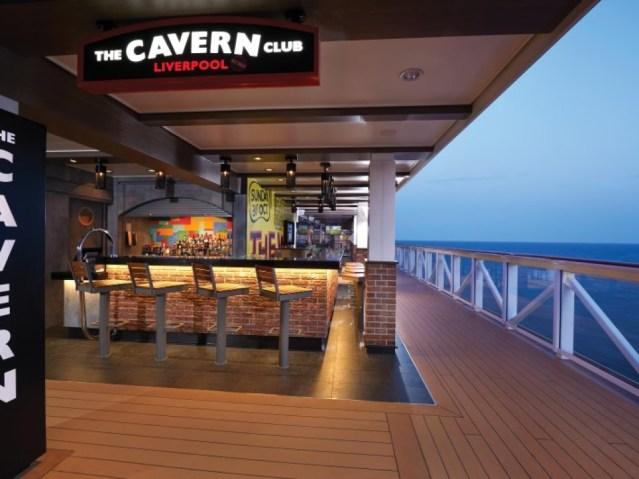 norwegian encore cavernclub boardwalk