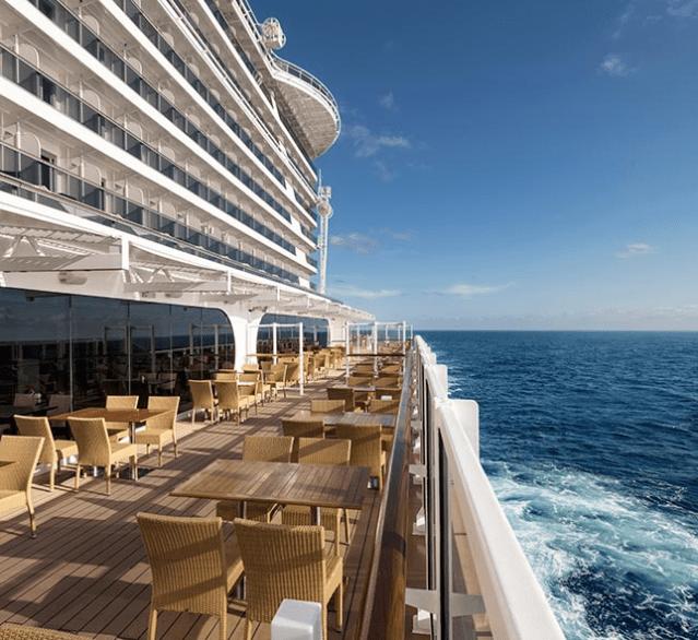 msc seaview - waterfront boardwalk