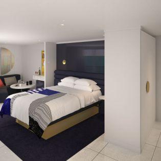 cheeky corner suite