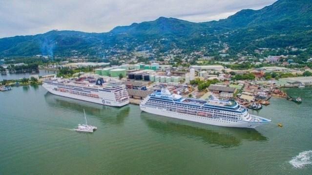 cruise ships seychelles