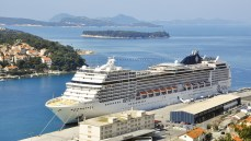msc magnifica will join msc poesia on a world cruise for 2023.