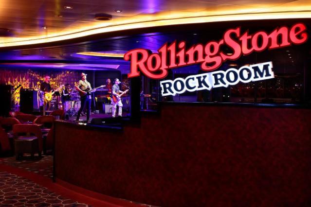 rolling stone rock room
