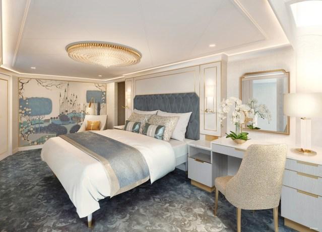 disney wish staterooms princess aurora royal suite 1