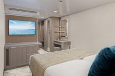 inside cabin aboard norwegian prima