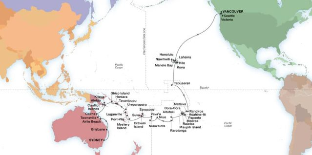 map grand pacific 2023
