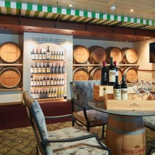 frescobaldi wine tasting