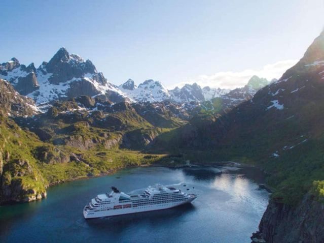 seabourn norwegian fjords