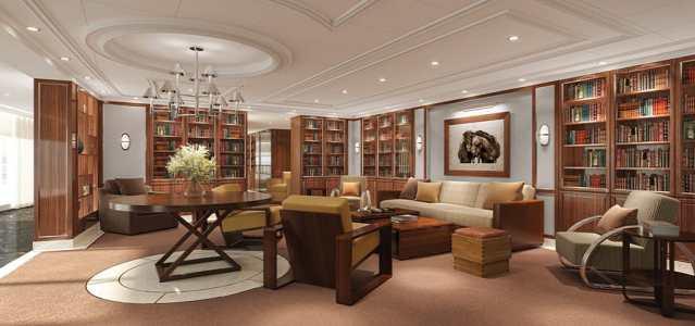 oceania vista library
