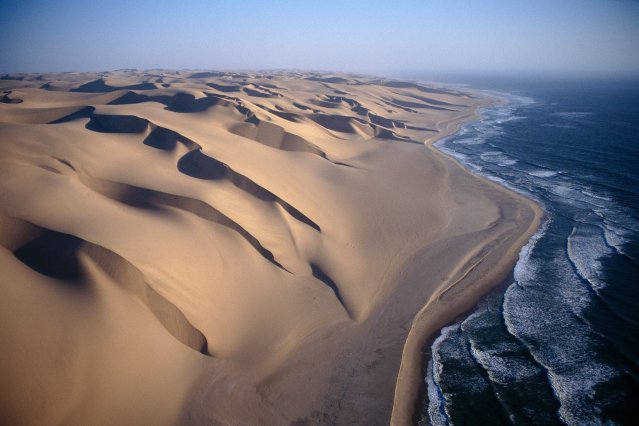 namibia skeleton coast