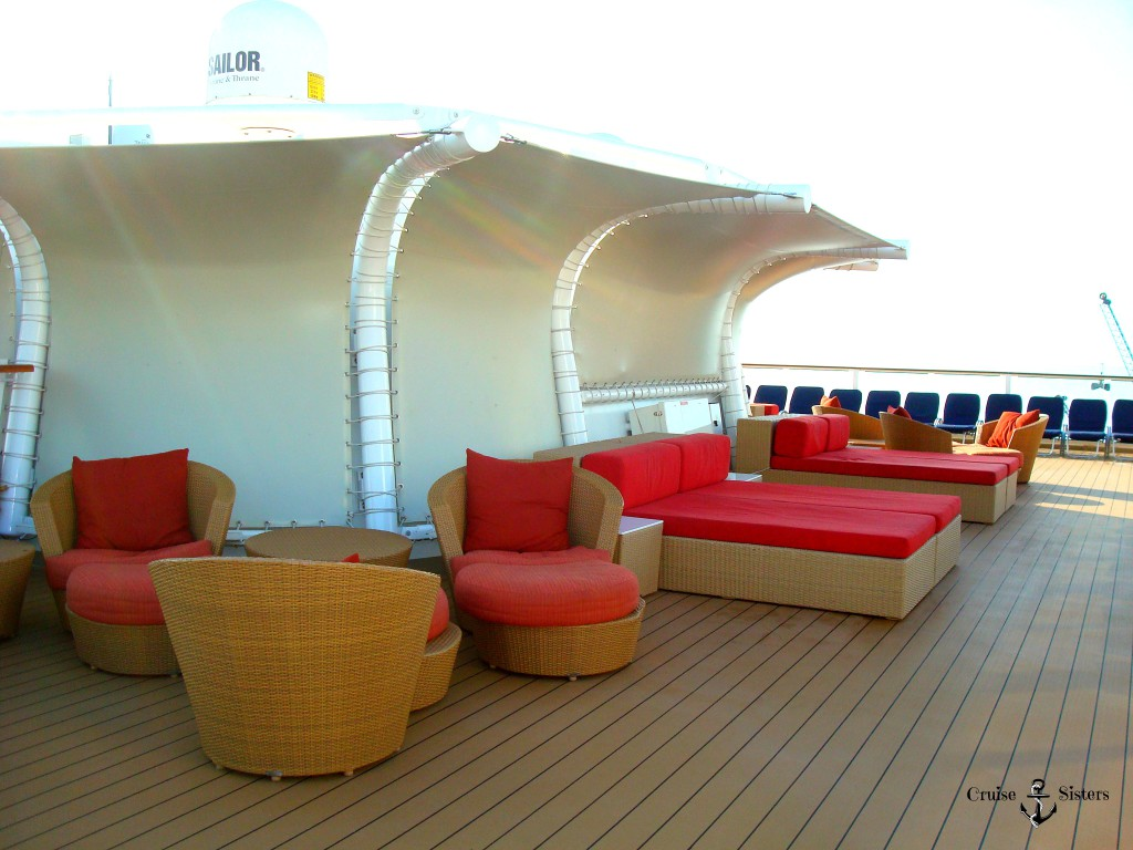 Sundeck Celebrity Eclipse