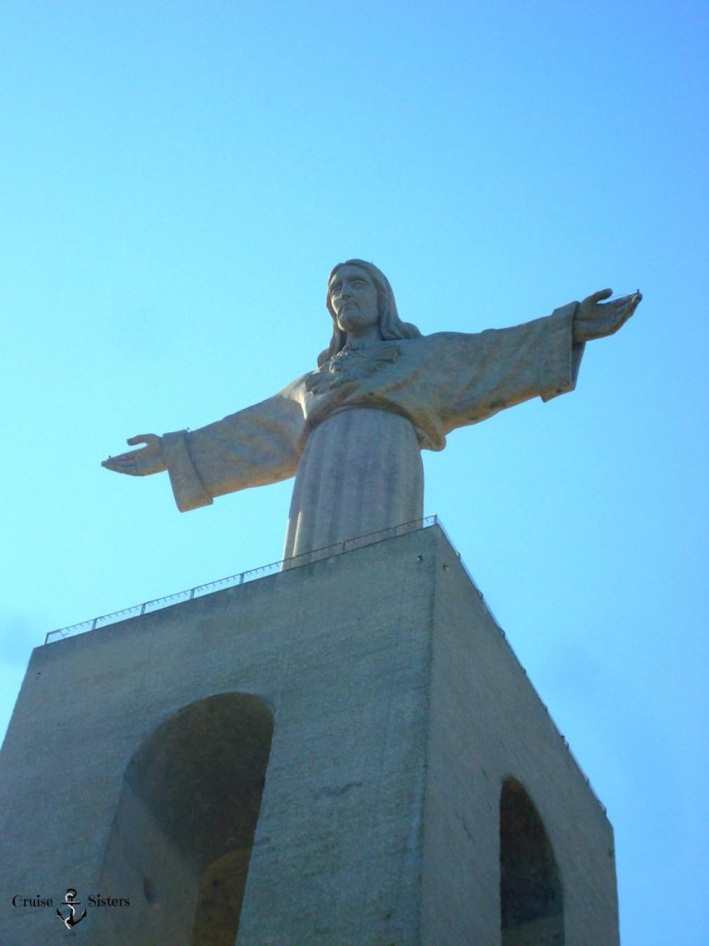 Christusstatue Lissabon