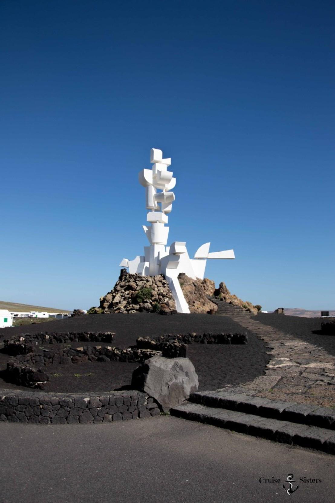 Sehenswürdigkeit Monumento al Campesino auf Lanzarote